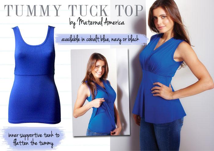 tummy tuck top