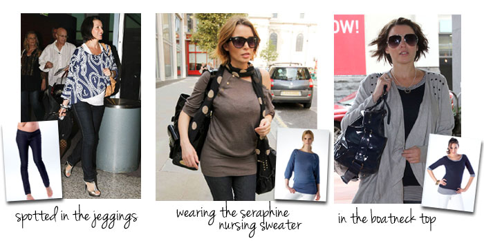 dannii minogue wears outfits from queenbee