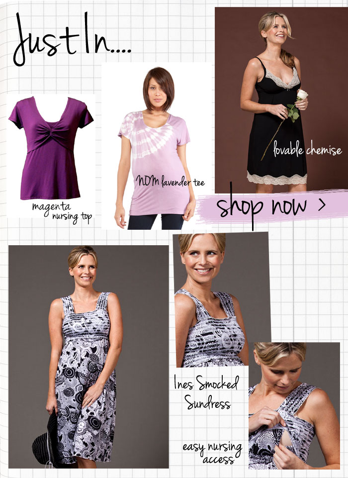 what's new at queen bee maternity